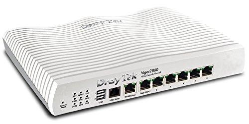 Nexhi® DrayTek Vigor 2860 Dual WAN VDSL/ADSL & GbE
