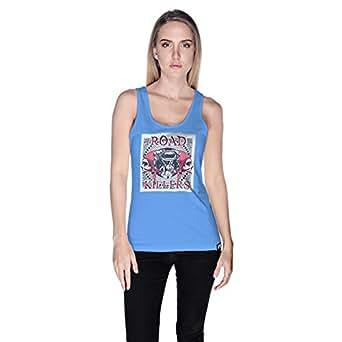 Creo Tank Top For Women - Xl, Blue