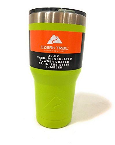 Lime Green Tumbler - 4