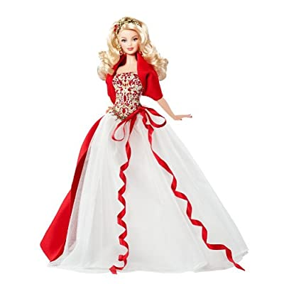 Barbie Collector 2010 Holiday Doll: Toys & Games