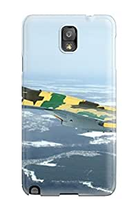 New Shockproof Protection Case Cover For Galaxy Note 3/ Jet Fighter Case Cover