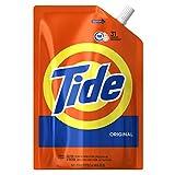 Best Tide Pouches - Tide Liquid Laundry Detergent Smart Pouch, Original Scent Review