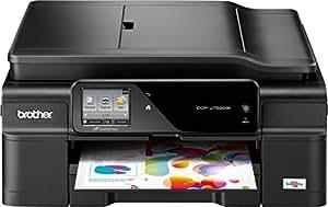 Brother DCP-J752DW - Impresora multifunción color (Inyección de tinta)
