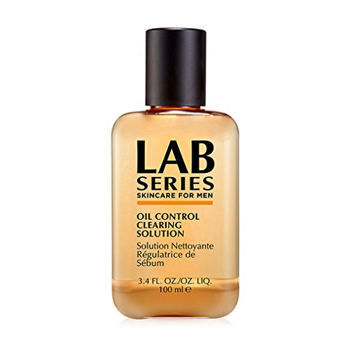 LAB Series Oil Control Clearing Solution for Men 3.4 fl.oz/100 ml - 2018 New