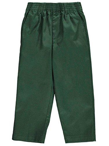 - Universal School Uniforms Boys Pleated Pant 4T Hunter Green