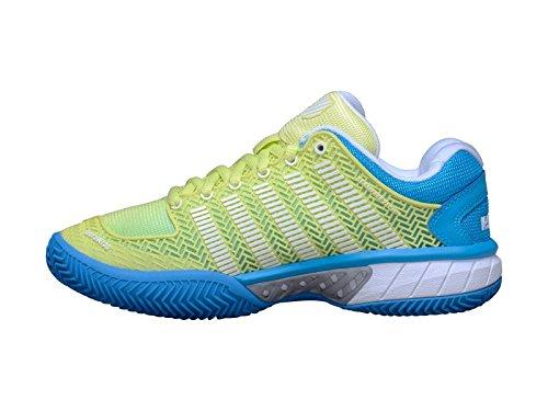 Amazon.com: K-Swiss Hypercourt EXP HB Slippers, Women, Women: Sports & Outdoors