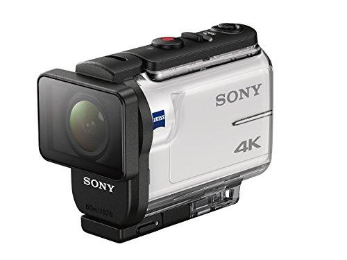 Sony-FDRX3000W-Underwater-Camcorder-4K-White