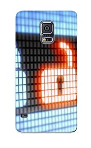 Appearance Snap-on Case Designed For Galaxy S5- Computer Virus Danger Hacking Hacker Internet Sadic (20) (best Gifts For Lovers)