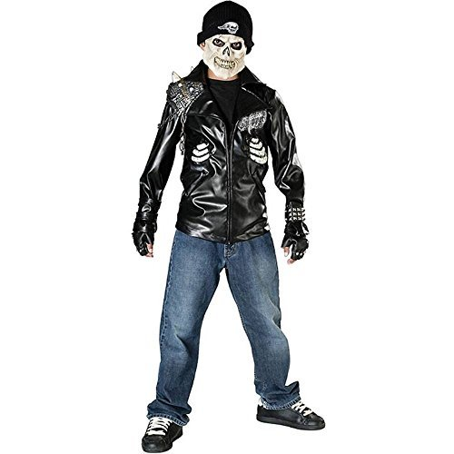 Death Rider Costume (Rubie's Death Rider Child's Costume, Large by Rubie's)
