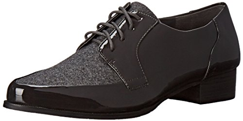 Image of Tahari Women's Ta-Leeza Oxford, Charcoal, 5 M US
