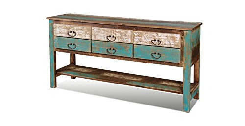 painted buffet - 3