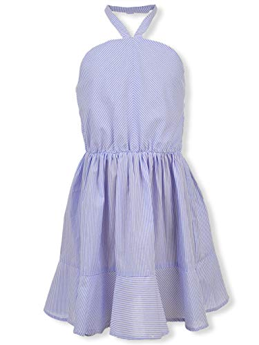 BCBG Girls Girl's Yarn-Dye Sundress (Big Kids) Stripe 10