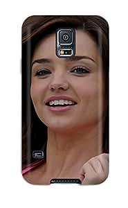 Galaxy Cover Case - Miranda Kerr Protective Case Compatibel With Galaxy S5