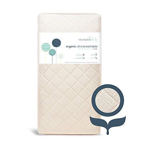 Naturepedic Breathable Organic Crib Mattress review