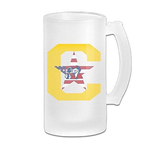 - John Usa Wrestling Championship Cena 16OZ Frosted Glass Beer Mug Fashion Glass Beer Mug