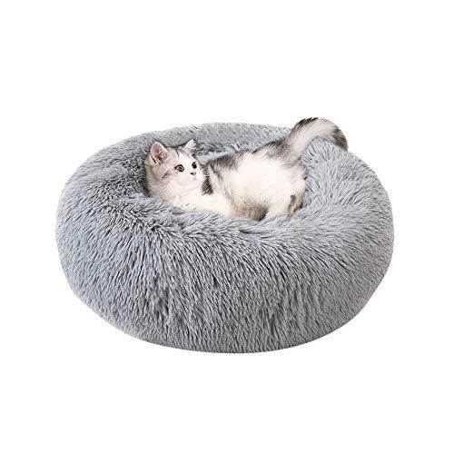 NIBESSER Hundebett Tierbett Katzenbett Hundesofa Katzensofa Kissen Flauschig, Weich u. Waschbar für Katzen Hunde