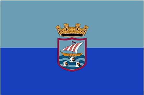 magFlags Bandera Large Almuñécar, en Granada España | Bandera Paisaje | 1.35m² | 90x150cm: Amazon.es: Jardín
