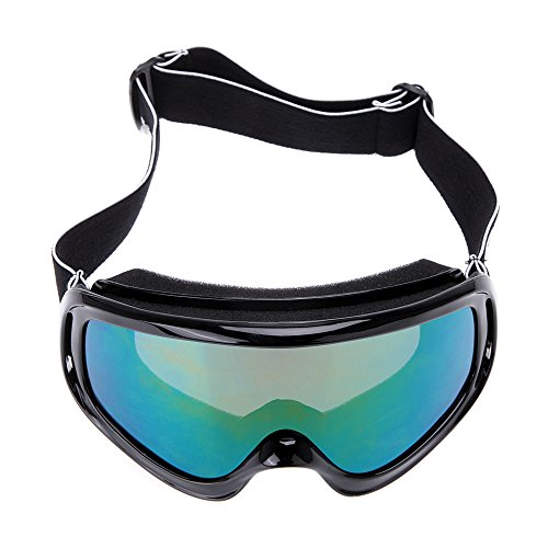 Snowmobile Eyewear Accessories - Professional Anti-Sand Skiiing Snowboard Goggles Men Women Anti-Wind Anti-UV Ski Glasses Winter Snowmobile Skate Eyewear