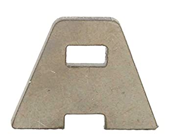 Ruffstuff Specialties Various Weld On Trick Tabs for Light Mount Body Panel Installationj 1//4 Threaded Trick Tab