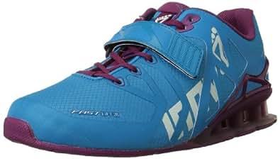Inov-8 Women's Fastlift 315 Cross Training Shoe,Blue/Purple,6 2E US
