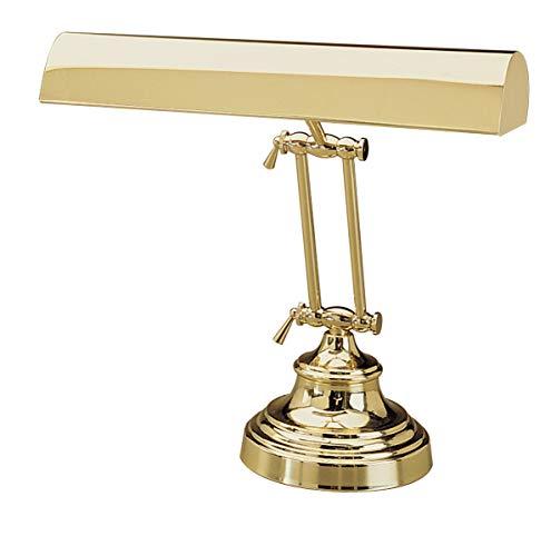 Round Base Desk Table Lamp Finish: Polished Brass
