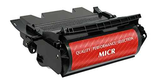 (ItemGrabber Remanufactured High Yield MICR Toner Cartridge for Lexmark T640/T642/T644/X642/X644/X646)
