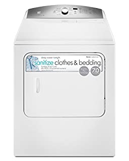 Kenmore 76132 7.0 cu. ft.Gas Dryer in White, includes delivery and hookup (B0745QL5HF) | Amazon price tracker / tracking, Amazon price history charts, Amazon price watches, Amazon price drop alerts