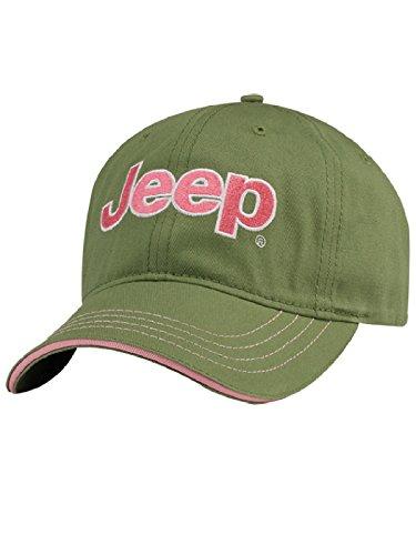 Jeep® Ladies Cap (Pink Lady Accessories)
