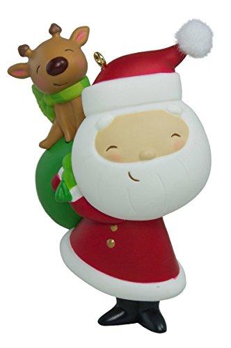 Kris Kringle Christmas - Hallmark 2016 Christmas Ornaments KRINGLE AND KRIS - 3RD SERIES
