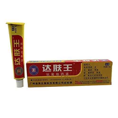 Yiitay Antibacterial Natural Herbal Ointment Cream Eczema Treatment Stop Itching Anti Fungus Dermatitis