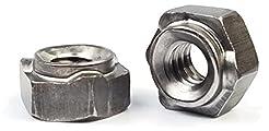 Hex Weld Nuts Steel Long Pilot 3 Project...