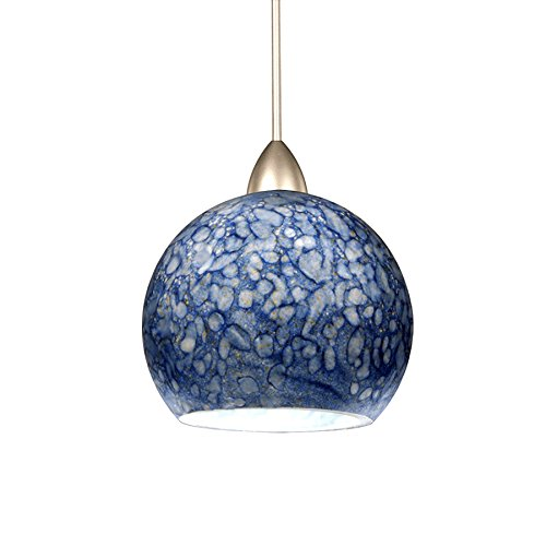 Cut Glass Pendant Light - 9