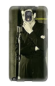 High Quality Robert Rodgers Yves Montand Skin Case Cover Specially Designed For Galaxy - Note 3
