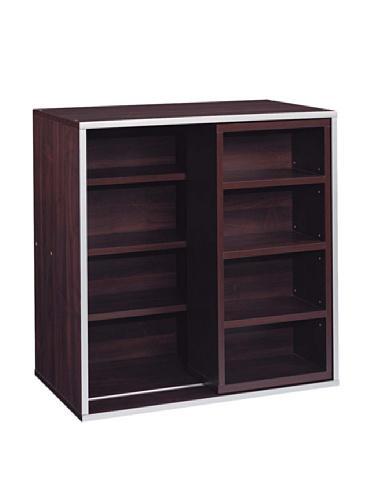 Organize It All Quadrant Sliding Shelf Quad (Cube Quadrant Collection)