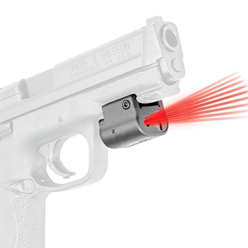 Laserlyte Center Mass Red Laser Sight For Picatinny Rail