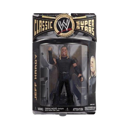 Jakks Pacific WWE Wrestling Classic Superstars Series 21 Jeff Hardy Action Figure