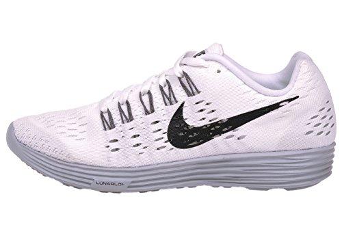 Nike Womens Måne Tempo Joggesko Hvit