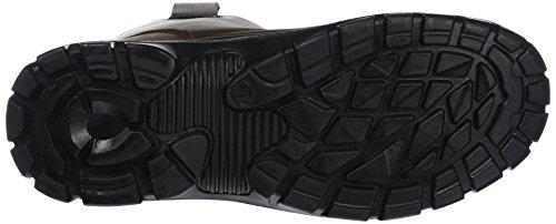 Boots Brown und GS83 Brown Brown Safety S3 Stahlsohle mit 05 Sicherheitsstiefel Gevavi Stahlkappe Unisex Adults' F0qfvO