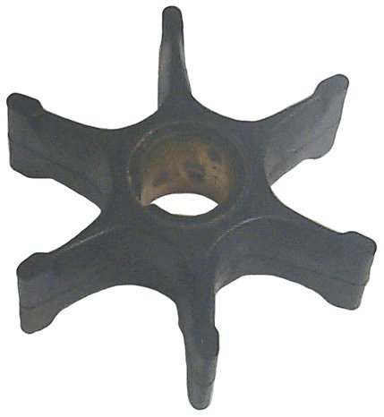 Sierra International 18-3083 Marine Neoprene Impeller with 6 Fins for Johnson/Evinrude Outboard Motor United Sporting Company
