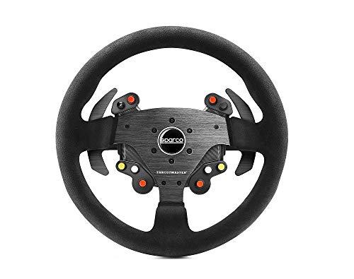 ThrustMaster 4060085 TM Rally Wheel Add-On Sparco R383 Mod - (Juegos> Controladores de juegos)