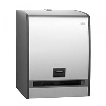 Sca tork dispensador de toallas de 459500 Matic Sensor, Aluminio H1: Amazon.es: Industria, empresas y ciencia