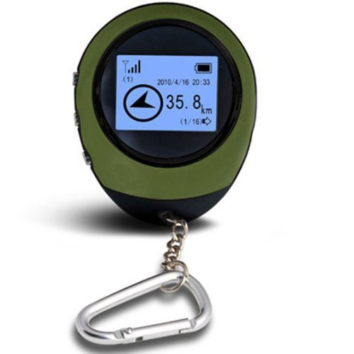 Mini GPS Receiver Navigation, Outdoor Handheld Location