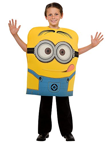 Despicable Me 2 Minion Dave Costume, Small