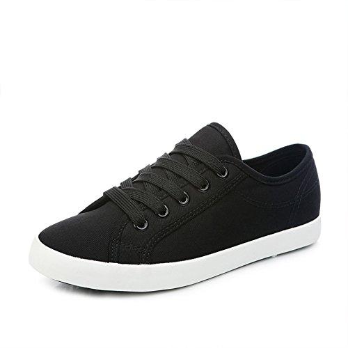 Final de zapatos de lona de verano/Ayudar a los estudiantes con bajo el zapato de B