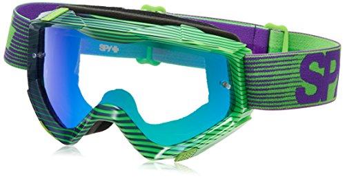 Messieurs MX lunettes Spy Klutch MX blocked Green vert