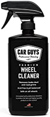 Do you need something to quickly and effectively clean your wheels?              Are you tired of looking through pages of wheel cleaners, hoping to find a product that is safe for the wheels on your vehicle??       STOP! Your...