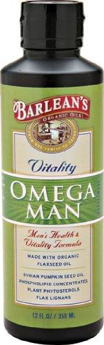 Barlean l'Homme Organic Oils