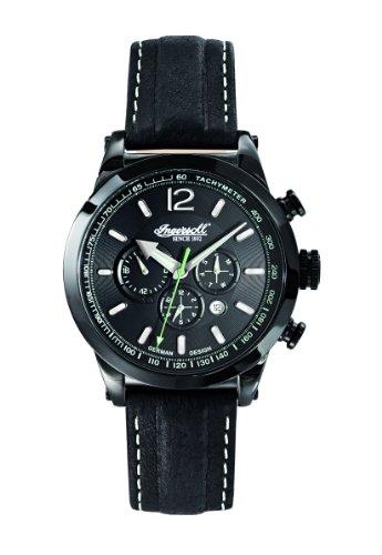 Ingersoll Men's IN3220BBK Taos Fine Automatic Timepiece Black Dial Watch ()