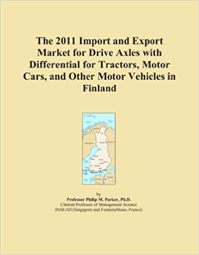 The 2011 Import and Export Market for Drive Axles with Differential for Tractors, Motor Cars, and Other Motor Vehicles in Finland