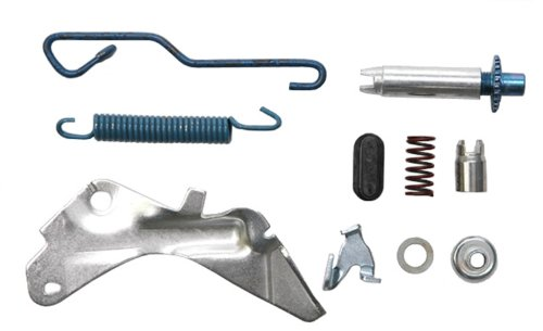 Series Brake Drum (ACDelco 18K14 Professional Rear Driver Side Drum Brake Adjuster Kit)